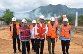 TEROWONGAN TOL PADANG—PEKANBARU : Pembangunan Masih Tahap DED