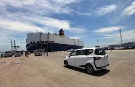 EKSPANSI PASAR : Model Baru Pacu Ekspor Mobil CBU