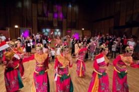 Pertunjukan Seni Budaya Meriahkan Resepsi Diplomatik…