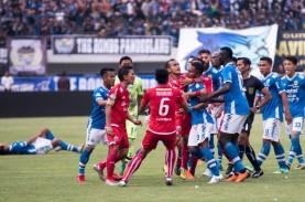 Polrestabes Bandung Ringkus 7 Suporter Persib Pengeroyok…