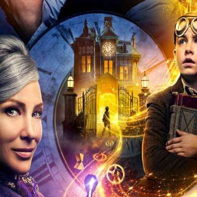 The House With A Clock In Its Walls Duduki Puncak Box Office Lifestyle Bisnis Com