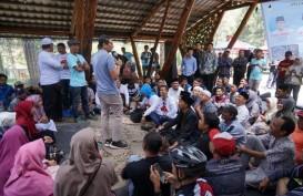 """Sandi Temukan Tempe """"Sachet"""" di Pasar Sendiko Semarang"""