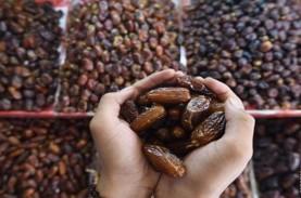 Impor Buah Naik, Kacang dan Kurma Jadi Penyebab