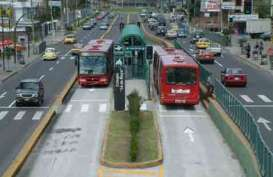 Hingga 2018, Pembangunan BRT Baru Direalisasikan di 26 Kota