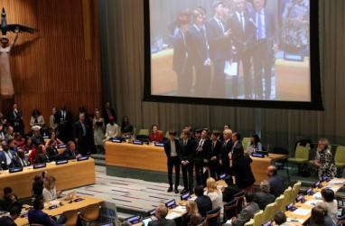 Hadir di Sidang PBB, Grup K-Pop BTS Sampaikan Pentingnya Keterlibatan Generasi Muda