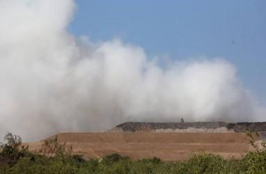 4 Hektare Lahan TPA Suwung untuk Ecopark Terbakar