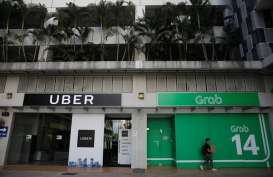 Regulator Singapura Denda Grab & Uber US$9,5 Juta