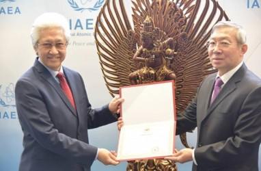 Akhiri Keketuaan di IAEA, Indonesia Donasikan Patung GWK