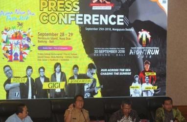 Badung & ITDC Gelar Lomba Lari Malam, Lintasi Tol Bali Mandara