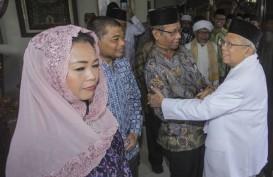 Pilpres 2019, Ma'ruf Amin Mohon Doa Restu Keluarga Gus Dur