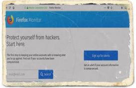 Data Pribadi Anda Dibobol? Lacak Lewat Firefox Monitor Ini