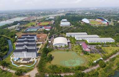 Jakabaring Sport City Jadi Lokasi Event Olahraga Nasional dan Internasional