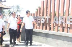 Jalan Raya Denpasar-Gilimanuk Dilengkapi Rest Area…