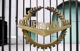 ADB Pangkas Perkiraan PDB Negara Berkembang Asia Tahun Depan
