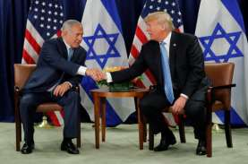 Presiden Trump Pilih Opsi Dua Negara untuk Selesaikan…