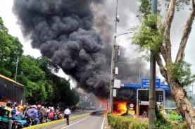 Polda Metro Jaya Selidiki Penyebab Kebakaran di Gerbang…