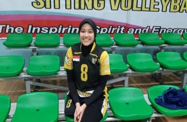 Asian Para Games 2018 : Nina Gusmita Atlet Termuda Cabor Voli Duduk Impikan Emas