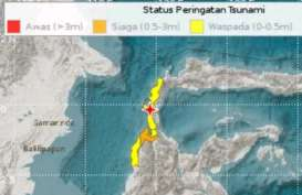 Gempa Donggala Dipicu Aktivitas Sesar Palu-Koro