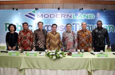 Modernland Realty Raih Penjualan Rp2,50 Triliun