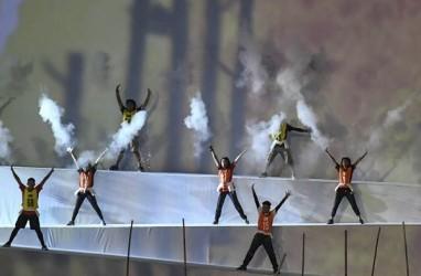 Asian Para Games 2018: Pawai Obor di Jakarta, Ini Jalanan yang Dilewati