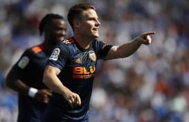 Hasil La Liga Spanyol, Valencia Akhirnya Raih Kemenangan