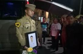 Agung, Petugas ATC yang Meninggal Saat Gempa di Palu, Dimakamkan di Makassar