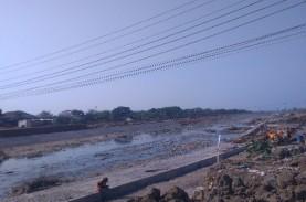 Normalisasi Banjir Kanal Timur (BKT) Semarang Terus…