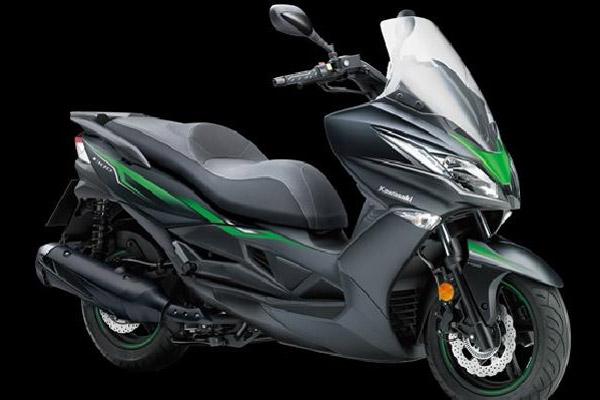 Kawasaki J300. - Kawasaki