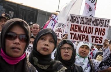 Sedikitnya 8.000 Honorer Pemprov Riau Terancam Dirumahkan