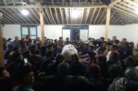 Kain Cupu Kyai Panjala Dibuka, 42 Tanda Terlihat