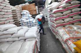 PENGENDALIAN STOK BERAS : Pasar Induk Semarang Dipacu