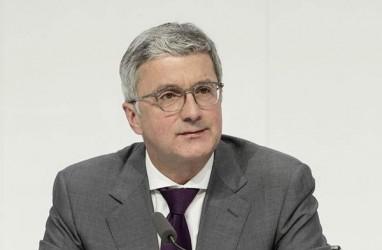 CEO Audi, Rupert Stadler, Diberhentikan