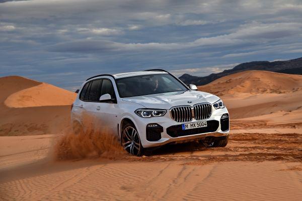 All-new BMW X5 (06/2018).  - BMW