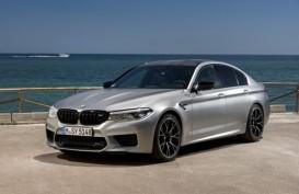 BMW M5 Competition Baru : Performa Kuat dan Paling Sportif