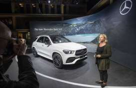 World Premiere di Paris, Mercedes-Benz GLE Baru Usung Konsep Operasi Baru
