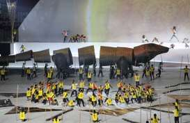 Panggung Asian Para Games Didesain Megah Dengan Konsep Alam Indonesia