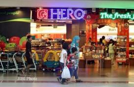 Semester I/2018, Hero Supermarket (HERO) Operasikan 447 Gerai