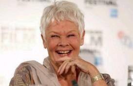 Aktris Veteran Judi Dench Pernah Diremehkan Pada Awal Kariernya