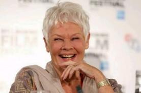 Aktris Veteran Judi Dench Pernah Diremehkan Pada Awal…