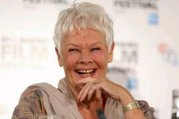 Judi Dench - web