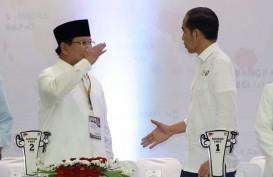 Survei LSI, Jokowi Menang Telak dalam Pilpres 2019