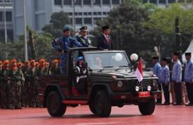 Presiden Jokowi Apresiasi Peran TNI Dalam Menjaga NKRI dan Membantu Rakyat