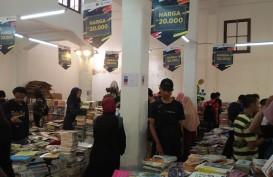 Ada Bazar Buku Murah di The Readers Fest, Harga Mulai Rp10.000