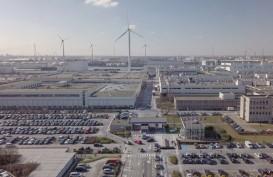 Volvo Cars Perkenalkan Instalasi Energi Surya di Pabrik Ghent