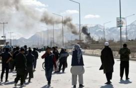 Rombongan Pengantin Dihantam Serangan Udara di Afghanistan