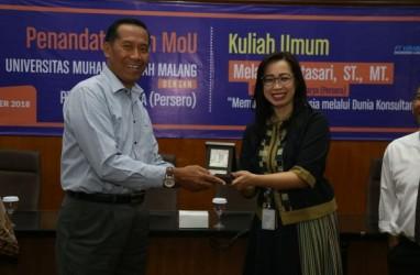 UMM Gandeng Virama Karya Cetak Tenaga Konsultan