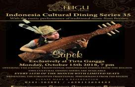 "Hotel Tugu Gelar Pentas Musik Tradisional Kalimantan ""Sapek"""