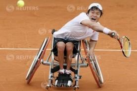 Asian Para Games 2018: Petenis Kelas Dunia Ikut Berlaga