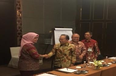 Desi Arryani Jadi Ketua Umum Asosiasi Tol Indonesia 2018—2023