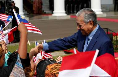 Mahathir Ungkap Perselisihan dengan Najib Membuat Otaknya Tetap Aktif